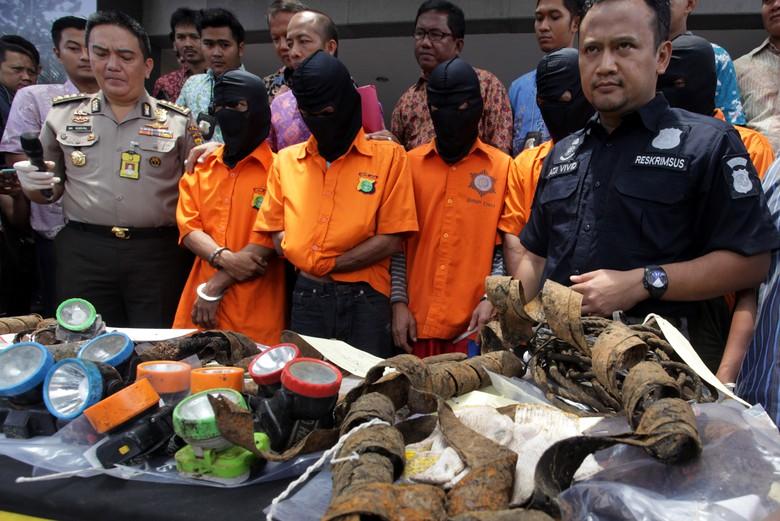 インドネシアの治安、気を付けるべきこと