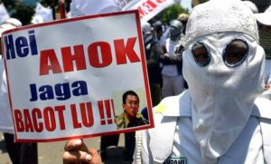 インドネシアのジャカルタでの大規模デモの原因