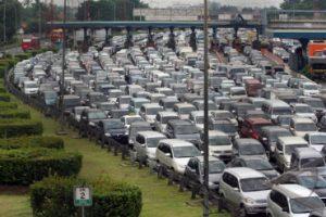 高速 渋滞 ジャカルタ