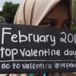 インドネシアにチョコ+コンドームがバレンタインデーで売れる?