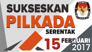 ジャカルタの選挙日