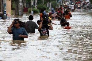 インドネシアの洪水
