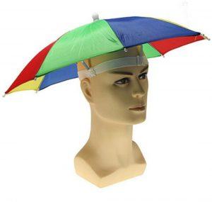 インドネシアで傘