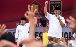 ジャカルタ州知事選