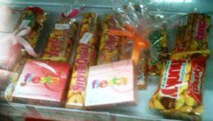 インドネシアでチョコとコンドーム