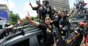 ジャカルタの州知事選