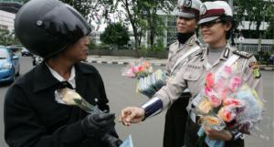 インドネシアのバレンタインデー