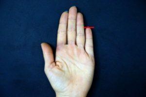 インドネシア人の爪