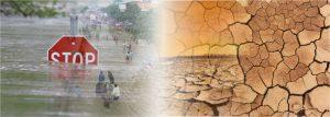 インドネシアの雨季