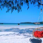 カンボジアの透明すぎる海が広がる隠れリゾートへの行き方