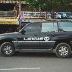 カンボジアで高級車だらけの理由で分かった驚愕の事実