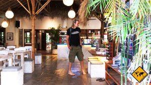 バリ島チャングーでノマド