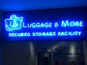 マニラ空港で無料で荷物を預ける方法