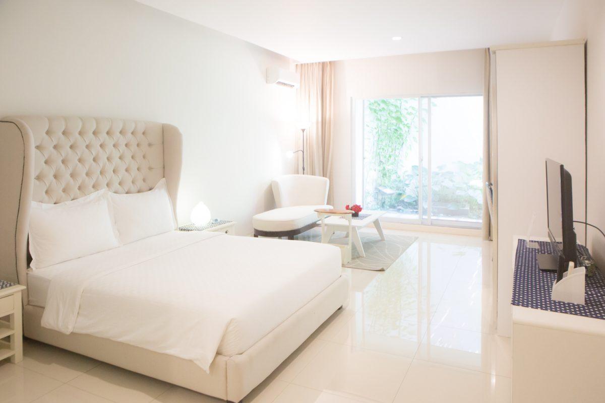 ジャカルタの日本人向けサービスアパートメント/清潔・便利