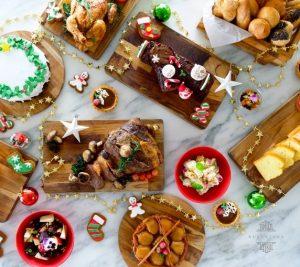 ジャカルタのクリスマスイベント・ディナー・ランチ、グルメ