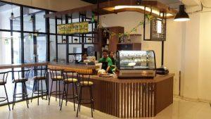コモド島 お洒落カフェ、お勧め、美味いコーヒー