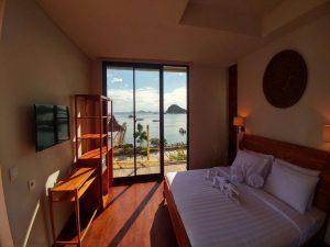 コモド島 格安ホテル 眺めが良い、おすすめ